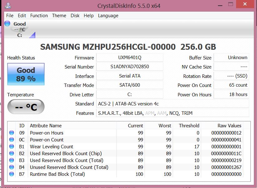 VAIO Pro 13 256GB SSD CDI