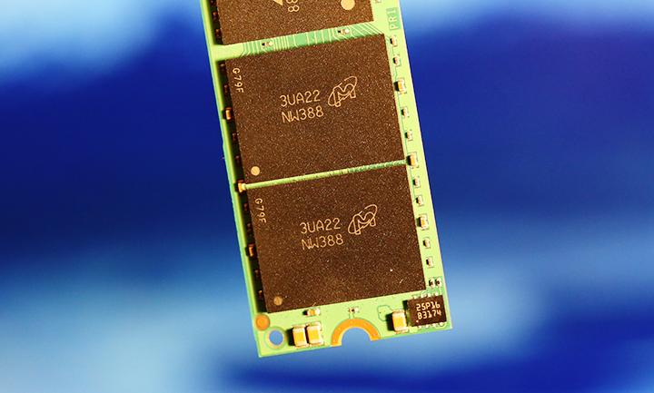 Crucial M500 M.2 NGFF SSD Micron Memory