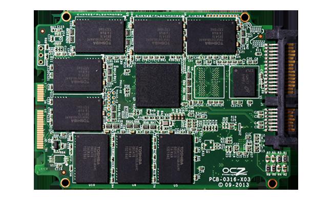 OCZ Vector 150 SSD PCB Front