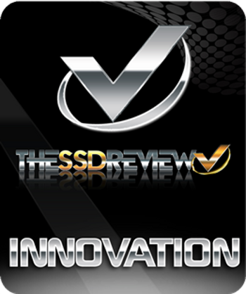TheSSDReview Innovation Award image
