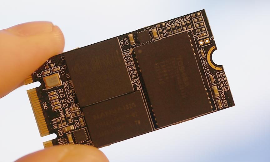 Kingspec M.2 SSD Size