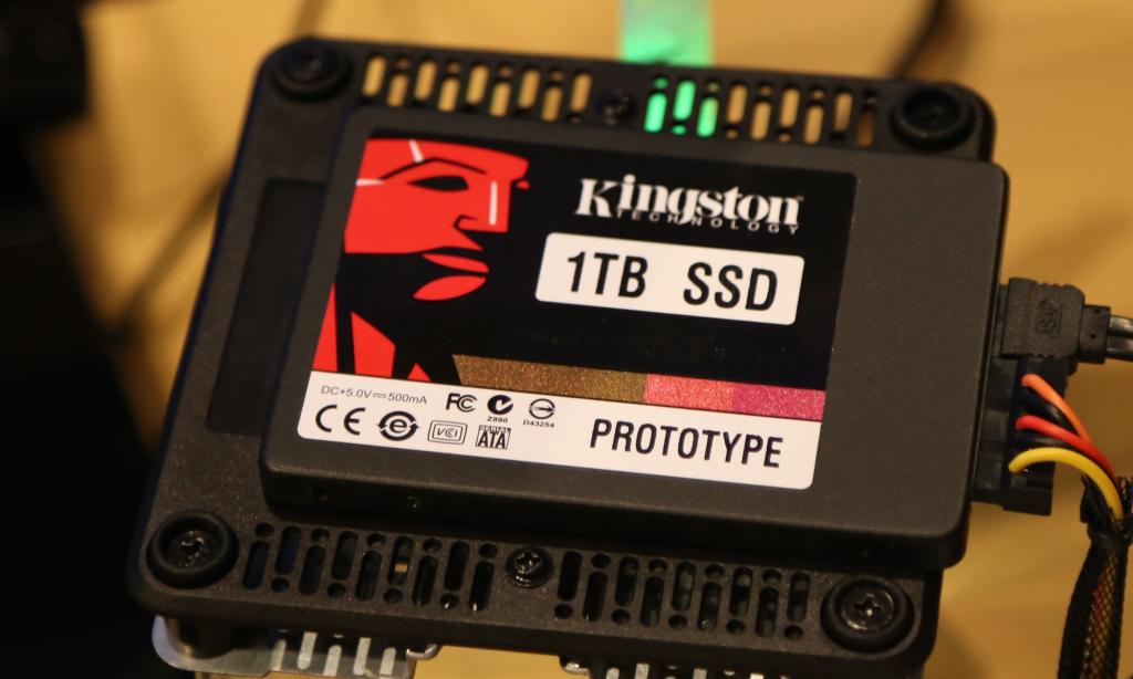 Kingston 1TB Sample SSD