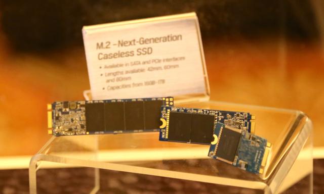 Kingston M.2 SSDs