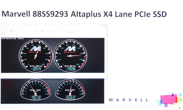 Marvel 88SS9293 PCIe M.2 SSD Benchmarks