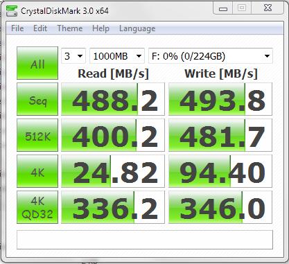 OCZ Vertex 460 SSD CDM
