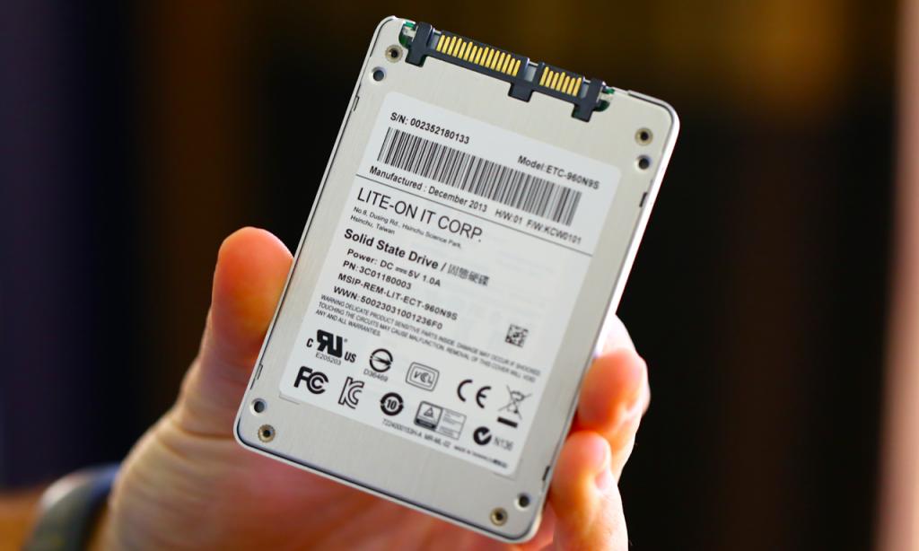 Plextor 960GB Enterprise SSD
