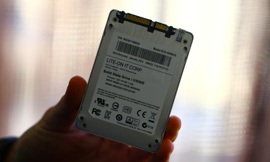 Plextor Enterprise SSD