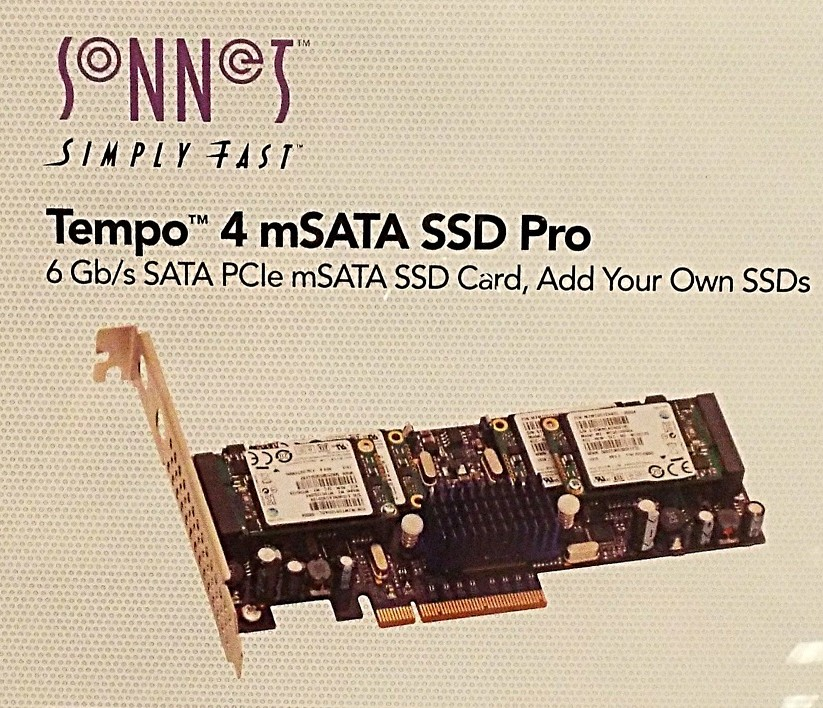 Sonnet Tempo M4 Pro 6-1
