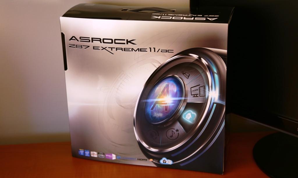 ASRock Motherboard Extreme11 Exterior Case