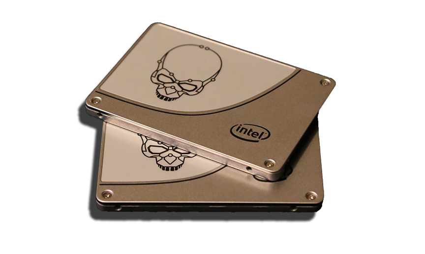 Intel SSD 730 Series SSD Closer