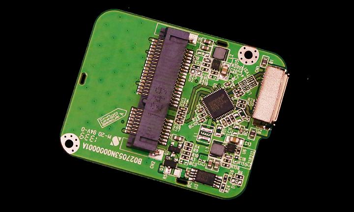 MyDigitalSSD OTG Pocket SSD USB3 PCB