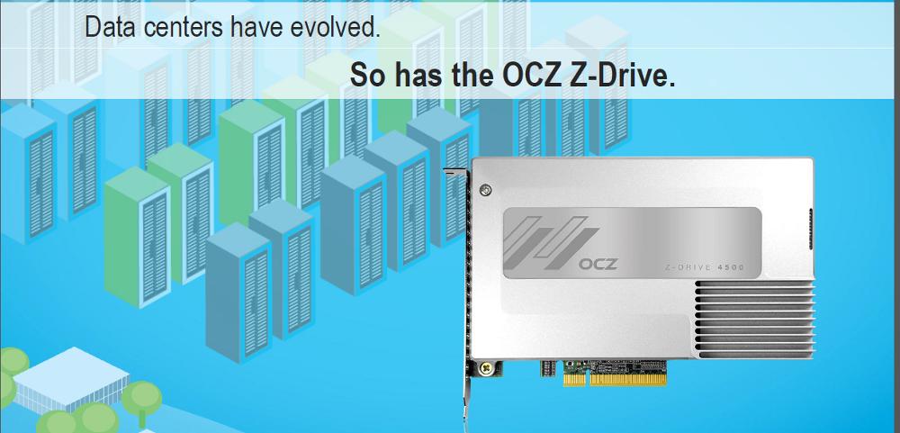OCZ Z-DRive-4500-2