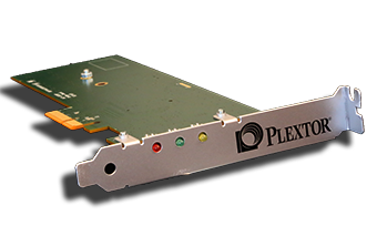 Plextor M6e PCIe M.2 SSD With Adapter Aluminum Face