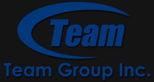 TeamGroup logo dark