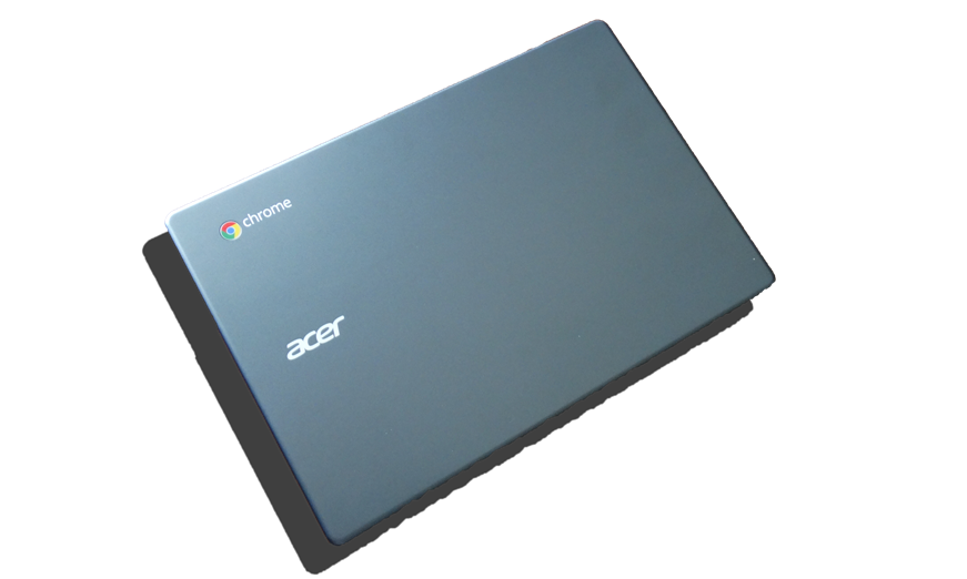 Chromebook Top