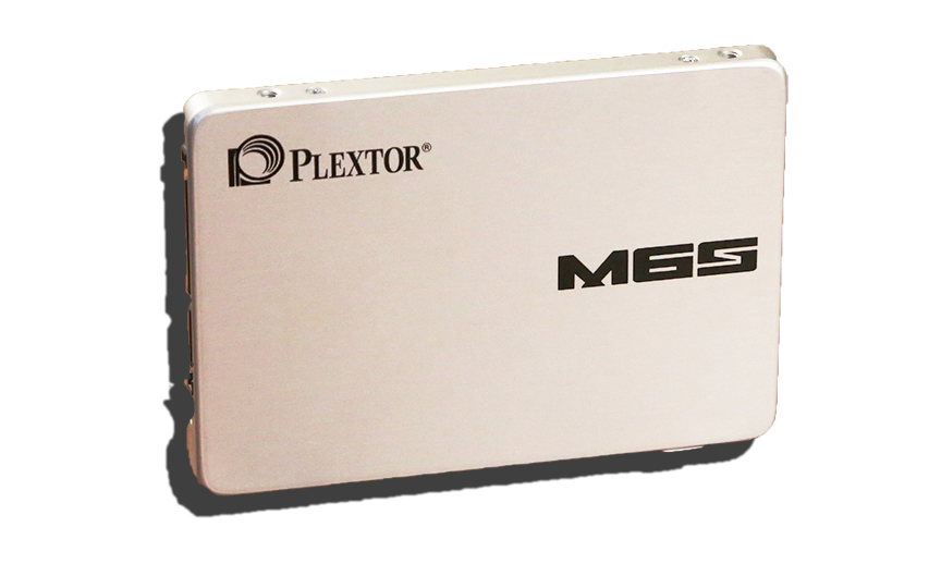 Plextor M6S 256GB SSD Standing 2