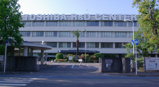 Toshiba R&D center