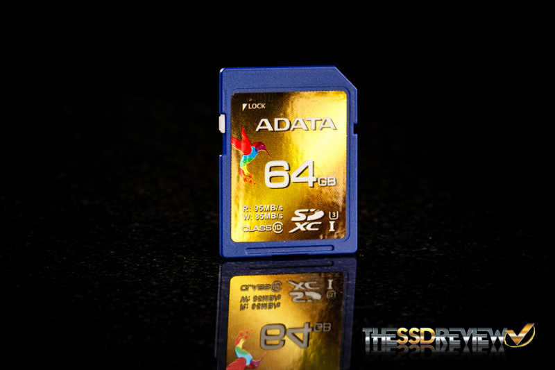 ADATA XPG 64GB Front