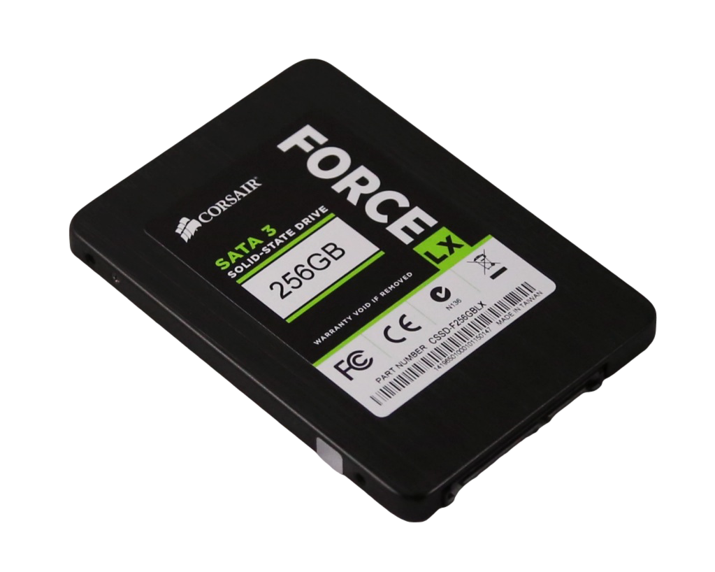 Corsair Force LX SSD featured