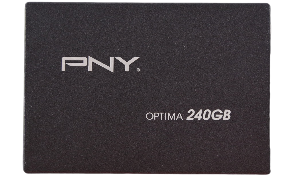 PNY OPTIMA SSD FRONT