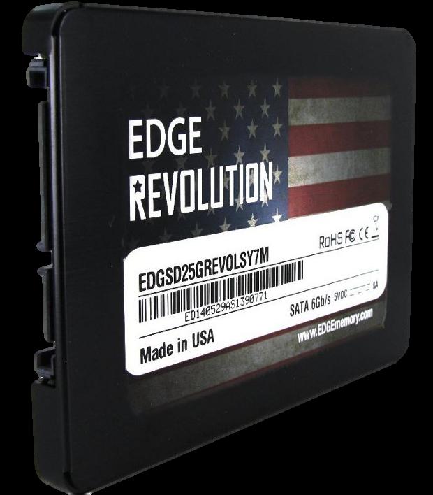 Edge REvolution SSD front angled