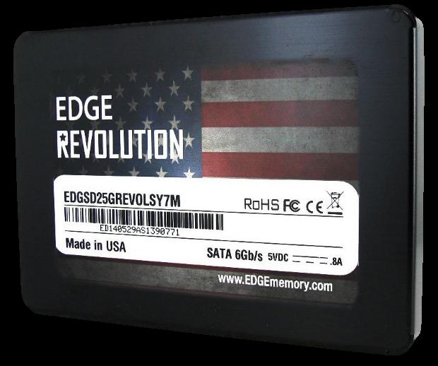 Edge Revolution SSD front