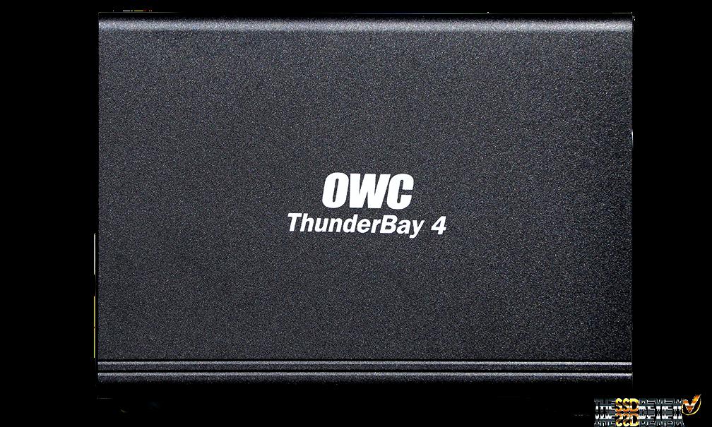 OWC ThunderBay 4 Side