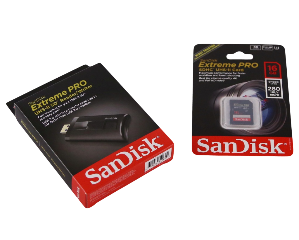 SANDISK SD CARD FEATURED