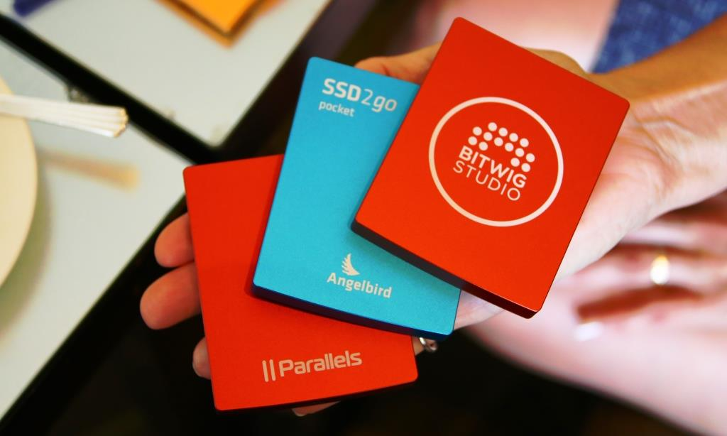 SSD2Go Pocket Media Samples
