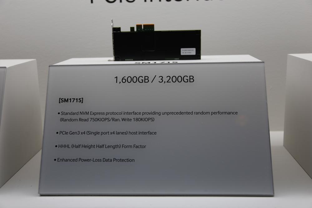 Samsung SSD Summit 201403