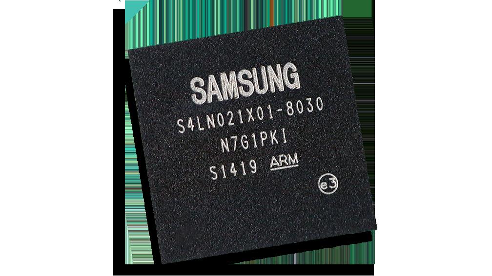 Samsung 845DC Pro SSD Controller