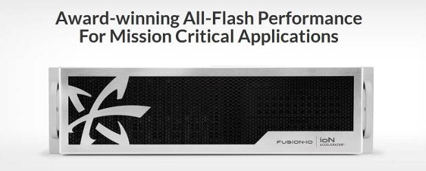 SanDisk Fusion-io merger accelerator