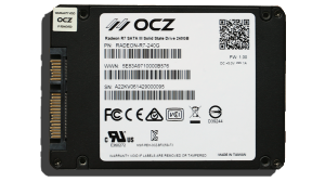 AMD Radeon 256GB SSD Back