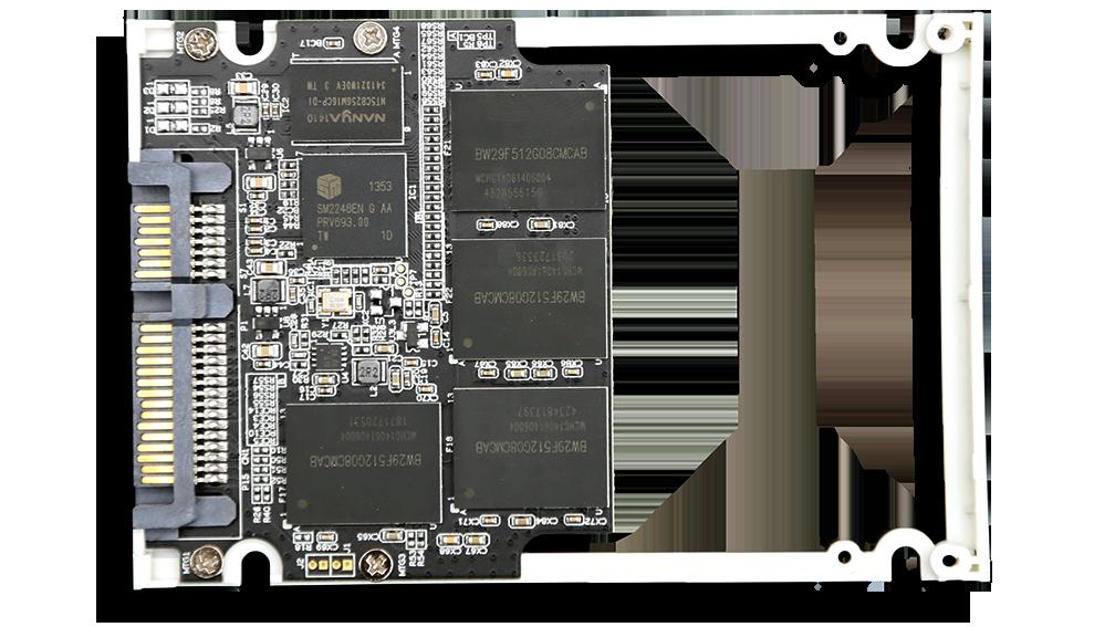 Angelbird SSD2Go 521GB SSD Bracket