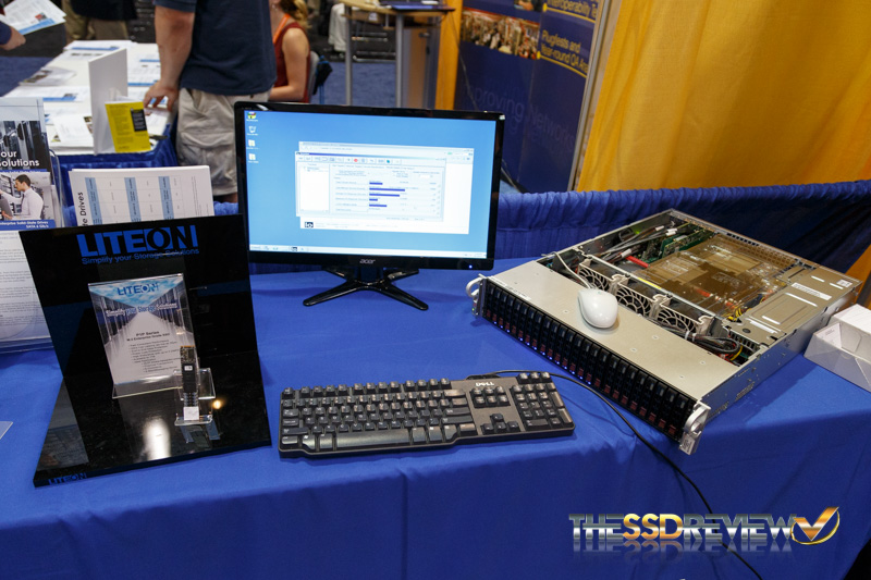 LiteOn N9S 2TB Test Bench