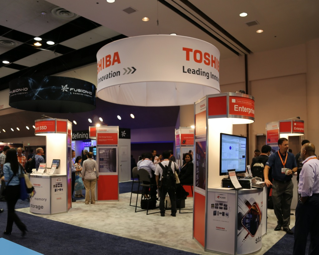 Toshiba Featured