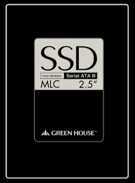 Green House SSD line drawing