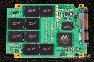 Micron M600 1TB PCB Front
