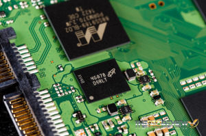 Micron M600 256GB DRAM