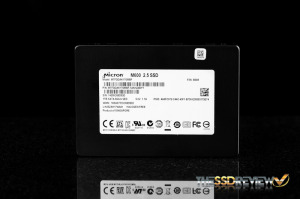 Micron M600 256GB front