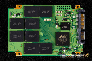 Micron M600 256GBPCB Front
