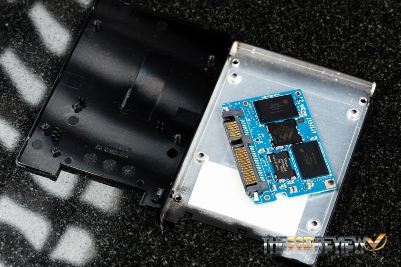 SanDisk Ultra II 240GB-Inside