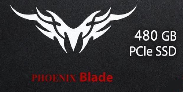 GSKILL Phoenix Blade insignia