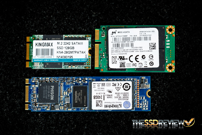 KINGMAX M.2 2242 128GB Comparison