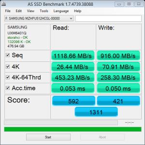 XP941 Fresh OS