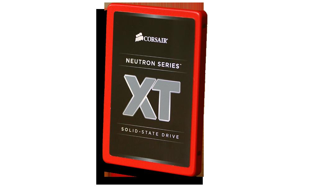 Corsair Neutron XT 240GB SSD Angled 2