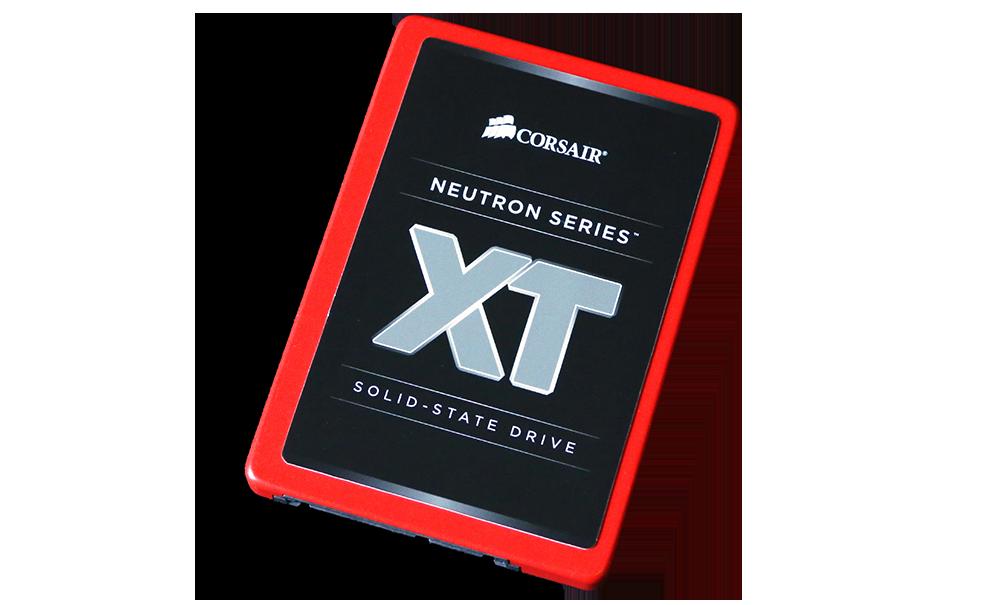 Corsair Neutron XT 240GB SSD Angled