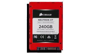 Corsair Neutron XT 240GB SSD Back