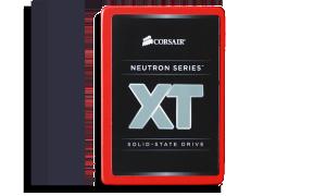 Corsair Neutron XT 240GB SSD Front