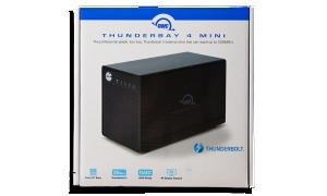 OWC ThunderBay 4 Mini Exterior Front